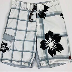 Billabong Board Shorts, Size 34